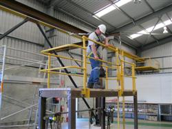 Safe Working at Heights Training